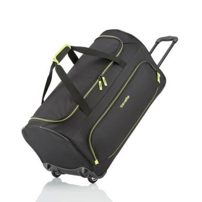 Torba podróżna na kółkach Travelite Basics czarna