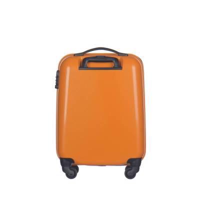 Walizka kabinowa Puccini Voyager pomarańczowy