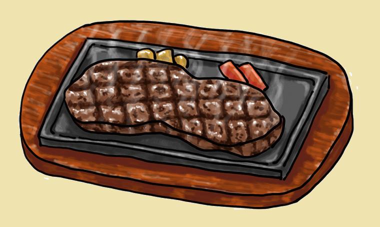 奈良県奈良市のいきなりステーキおすすめメニューは