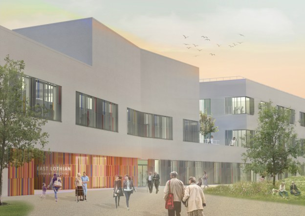 Construction to start on East Lothian Community Hospital