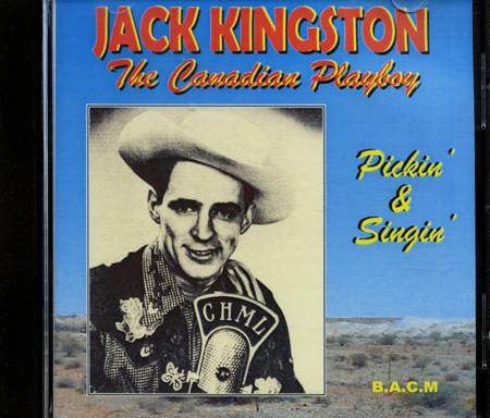 Jack Kingston, The Canadian Playboy  (2/3)