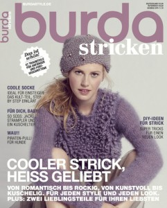 Bruda Stricken Herbst/Winter 2015