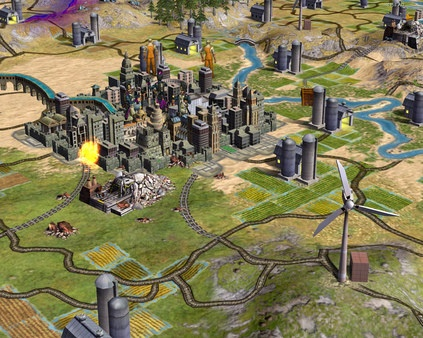 Civilization, a game that makes you addicted without needing a graphics card