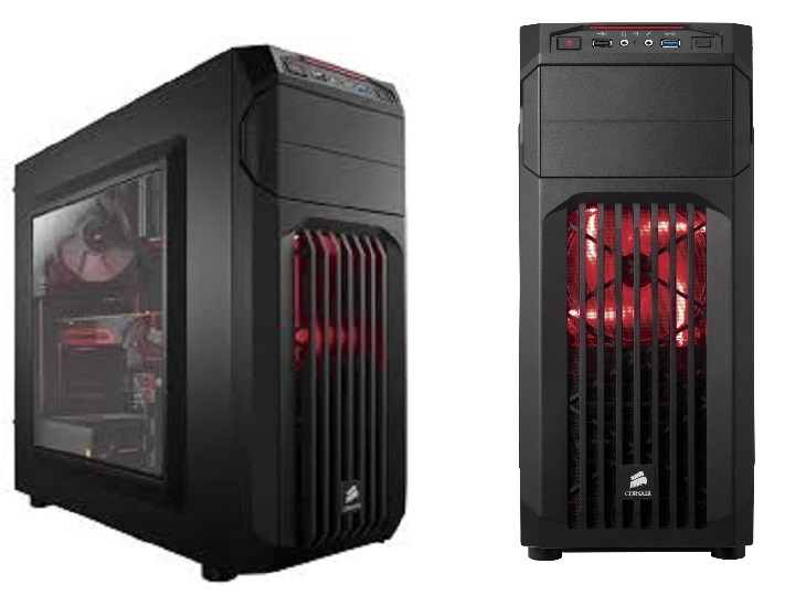 Best Gaming PC case Carbide spec 01 for PC under 35000