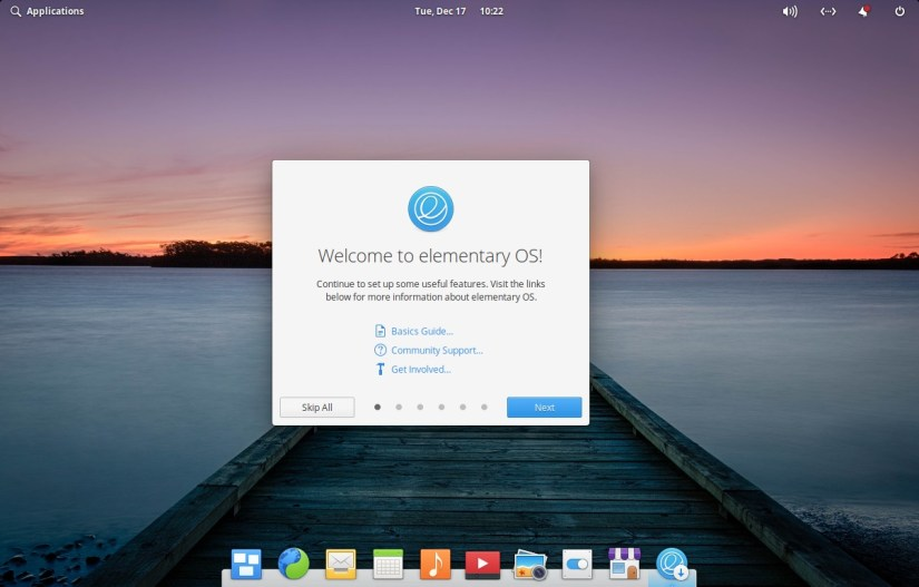 Elementary OS one of the best distro for beginners