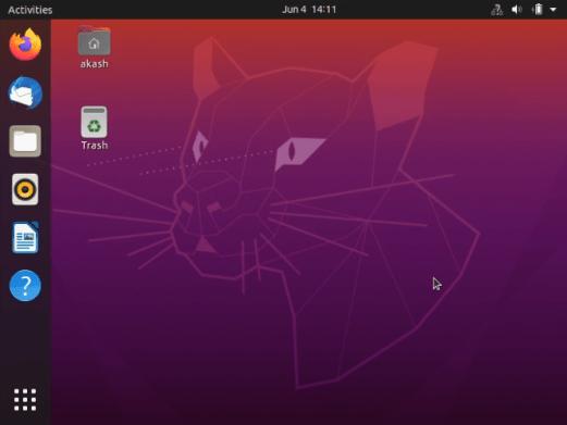 ubuntu on virtualbox
