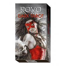 Royo dark tarot(темное таро Ройо)  /Авалон-Lo Scarabeo/