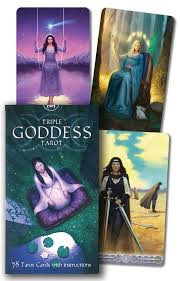 Triple Goddess tarot ( Божественное) /Lo Scarabeo/