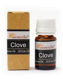 Гвоздика эфирное масло 10 мл Aromatika