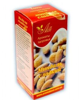 Миндальное масло растительное 30мл Ароматы здоровья