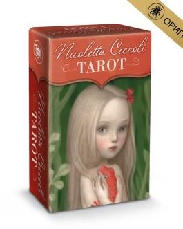 Nicoletta Ceccoli Tarot (Николетта Чекколи) /Lo Scarabeo/ средний формат