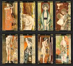 Golden Klimt Tarot/Климта /Lo Scarabeo/