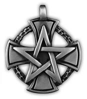 45 Крест Тамплиеров 0135