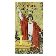 Golden Universal Tarot  /Lo Scarabeo/