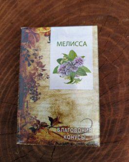Мелисса конусы 10 шт.025