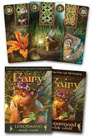 Fairy Lenormand Oracle /Lo Scarabeo/