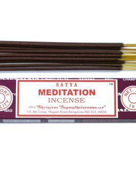 Meditation  incense 15g Satya