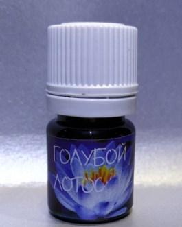 Лотос голубой 5мл масло парфюм.