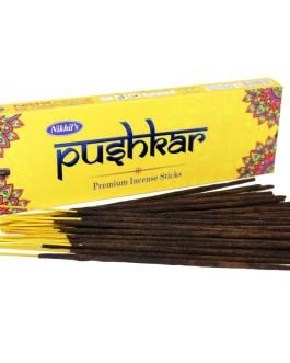 Pushkar premium incense 50g Nikhils