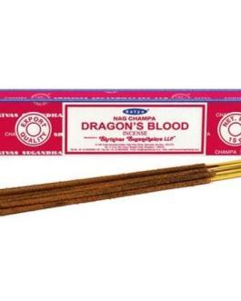 Dragon's Blood incense15g Satya