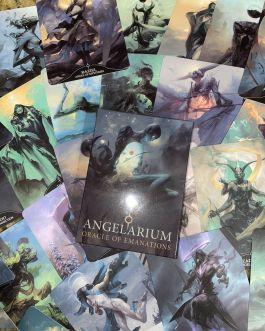 Angelarium Oracle of Emanations /Lo Scarabeo/