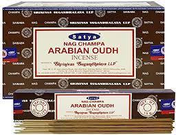 Nag Champa Arabian Oudh Satya 15g