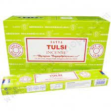Tulsi  incense 15g Satya