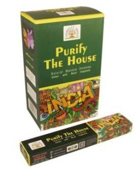 Purify The House 15g Namaste India