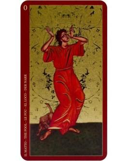 Golden Tarot of the Tsar (gold foil) /Lo Scarabeo/
