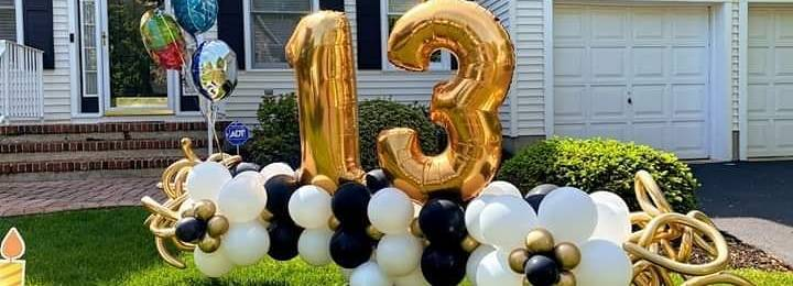 Seven Balloon Ideas for your Next Non-Contact Celebration