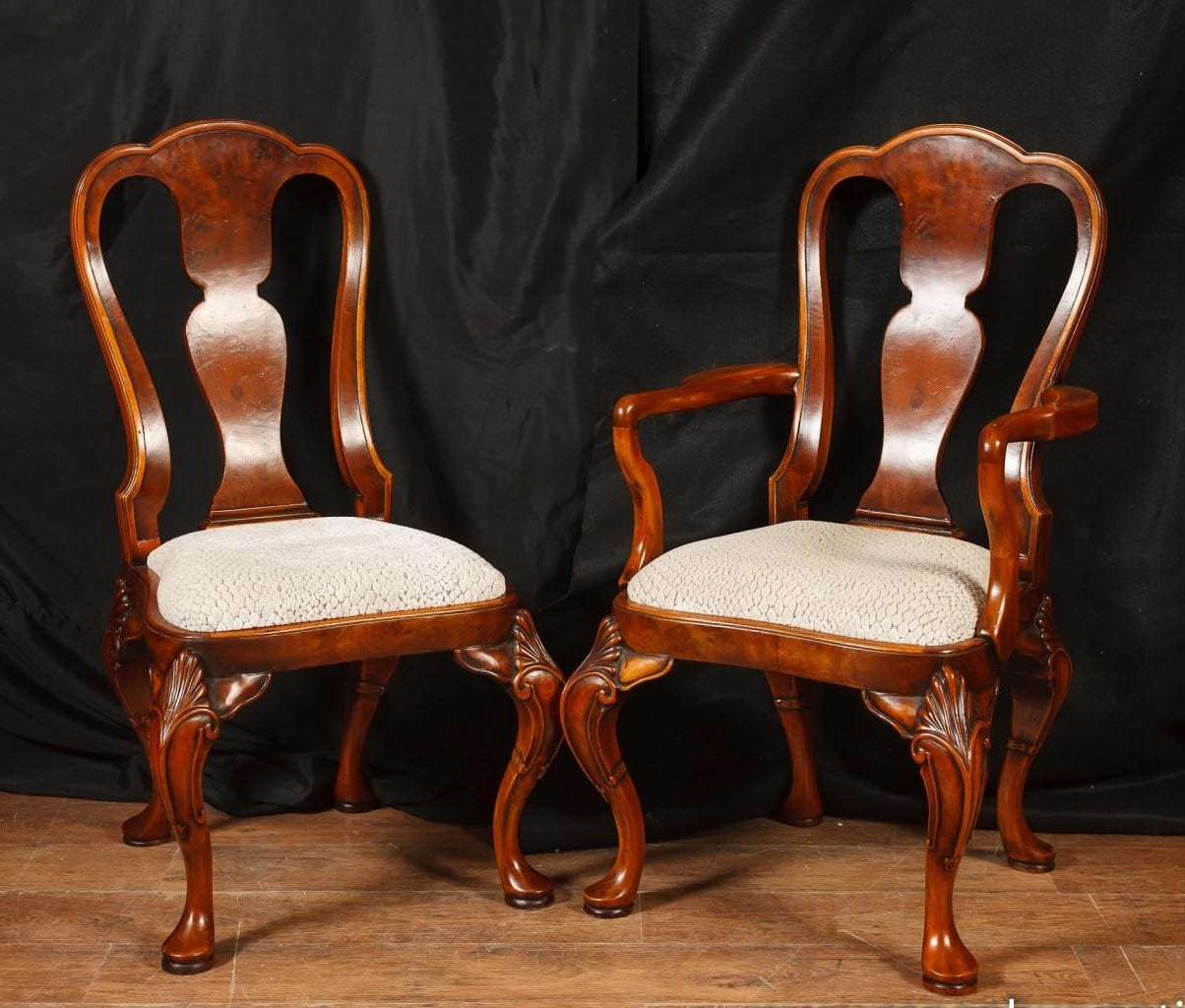 Queen Chairs Iconic Antique Chair Design Part 1
