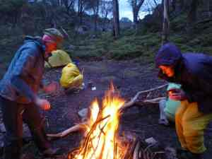 Wilderness Camping Etiquette or How to win friends in the bush! (The Official List)