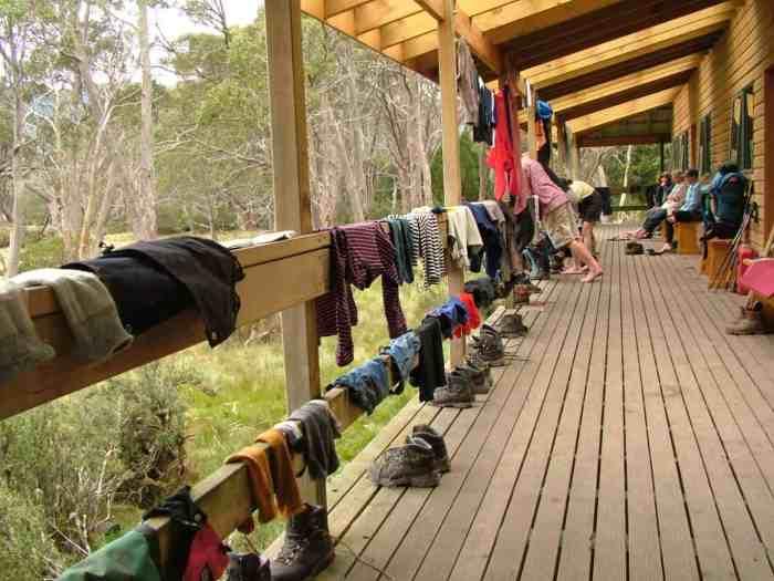 New Pelion Hut Tasmania Overland Track