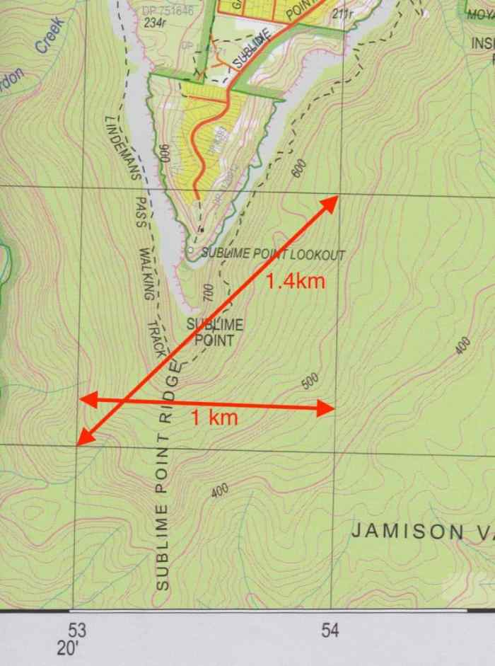 How to Read a Topographic Map