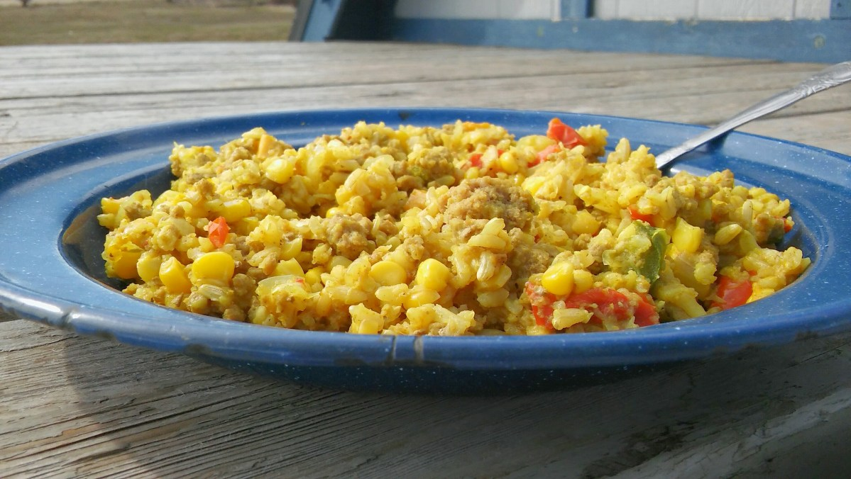 Yellow Curry Rice