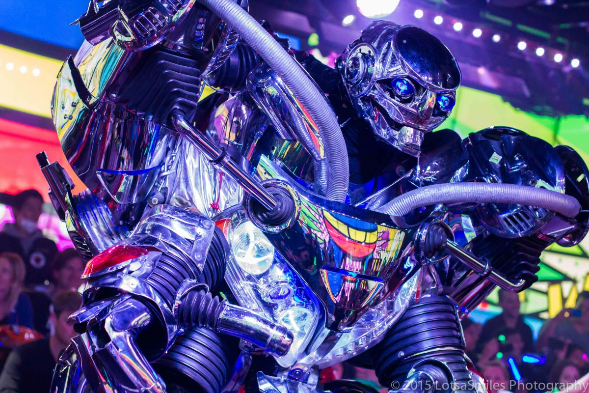 A Taste of Japan: The Robot Restaurant (Shinjuku)