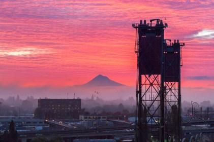 Hawthorne Sunrise