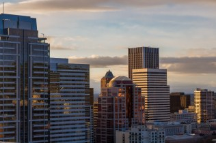 Portland sunrise shoot
