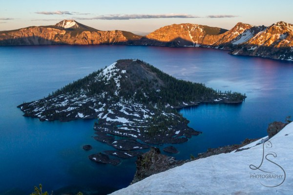 Crater Lake was featured in this week's set on Instagram. Click to see the rest!