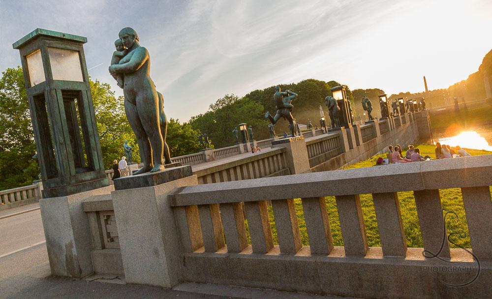Vigeland Park - Oslo's Sculpture Park