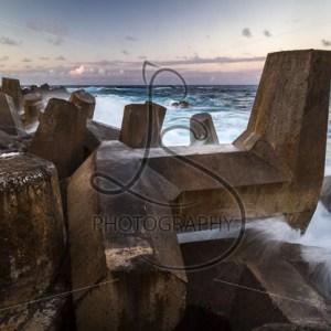 Tumbled Concrete - LotsaSmiles Photography
