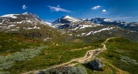 A tantalizing trail in Norway invites visitors to explore
