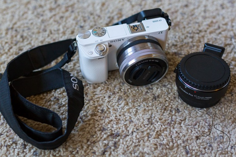Sony a6000 camera | LotsaSmiles Photography