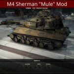 M4 Sherman Mod Version 2