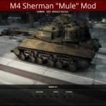 M4 Sherman Mod Version 2
