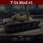 T-54 Mod #1