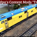Grandpa's Content Mods – Trains