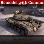 T-49 Remodel with Commander