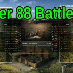Jagdtiger 88 Battle at Abbey