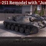 "RU-251 Remodel with ""Junk"""